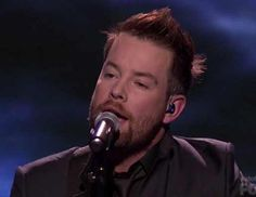 David Cook – The Last Song I'll Write For You – American Idol Video
