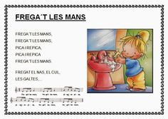 Cançó: FREGA'T LES MANS (làmina i cançó) Le Mans, Winnie The Pooh, Musicals, Disney Characters, Fictional Characters, Cos, Valencia, Posters, Children Songs