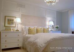 Ikea Koppang Dressers as nightstands