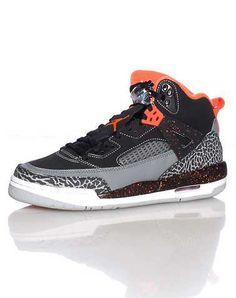 #FashionVault #jordan #Boys #Footwear - Check this : JORDAN BOYS Grey Footwear / Sneakers 6Y for $59.99 USD