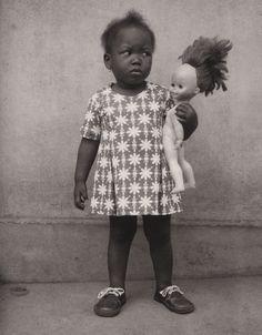 "lapetitecole:  Edouard Méhomé: A Fon child (Studio photo Vedette, Porto-Novo, Benin). From ""Life and afterlife in Benin"" edited by Ale..."