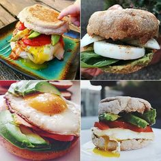 The Egg McFitFun Is the Breakfast Trend to Make Every Morning... Healthy Egg McMuffin Recipes | POPSUGAR Fitness