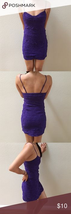 Party dress Purple night out dress. Cute for casual and dressy wear. Confidence and chance Dresses Mini