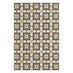 "Oriental Weavers Hampton 8021L 7'10"" x 10'10"" Grey Area Rug"