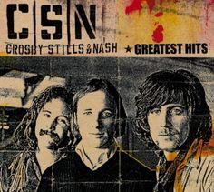 Stills & Nash Crosby - Greatest Hits (US Release)