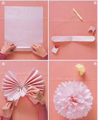 Resultado de imagem para flores de papel