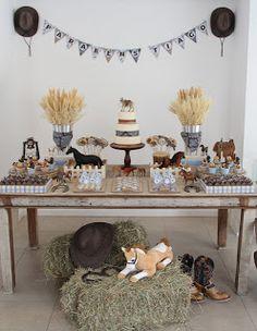 Flavia Ribeiro Andrada - cakes . cupcakes . cookies: Horses!!! - FESTA CAVALOS
