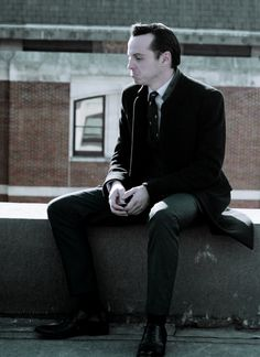 Moriarty sat on a wall. Sherlock Holmes had a great fall. All of Mycroft's horses and all of Lestrade's men couldn't put John Watson back together again.