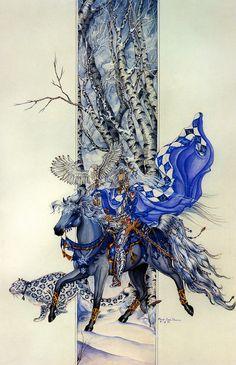 Nene Thomas - Knight Of Winter