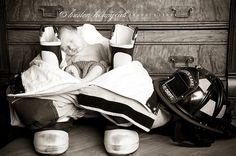 newborn fireman.