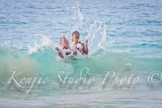 Warm  Ocean On Kauai is Ideal to play after Ceremony.