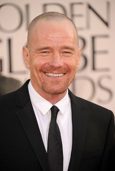 Bryan Cranston - love him and his talent!