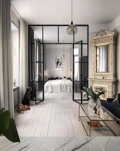 Home Decor Living Room .Home Decor Living Room Loft Interior, Decor Interior Design, French Interior, Interior Paint, Danish Interior, Furniture Design, Interior Sketch, Interior Colors, Plywood Furniture