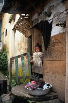 a Little Sikkim Girl In the Doorway - Darjeeling Himalayan Railway West-Bengal Royalty Free Images, Royalty Free Stock Photos, India For Kids, Indian Illustration, Indian Colours, Darjeeling, West Bengal, Largest Countries, And So The Adventure Begins