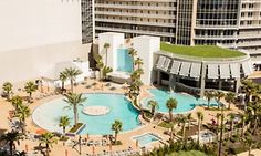Stay at Laketown Wharf in Panama City Beach, FL; Dates into February
