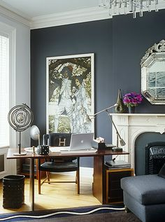 Discover 6 Ideas For Creating A Petite Home Office (Live.Love.Home.)