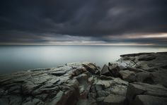 Storm at Stony Point by Nance Knauer - Photo 132198641 - 500px
