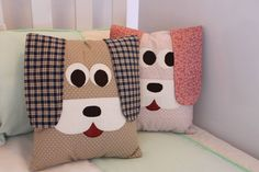 Modern Pillows, Diy Pillows, Decorative Pillows, Sewing Toys, Sewing Crafts, Sewing Projects, Granny Gifts, Felt Pillow, Lavender Bags