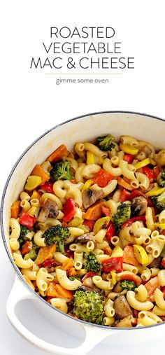 Roasted Vegetables In A Nest - An Easy Pasta Recipe — Dishmaps