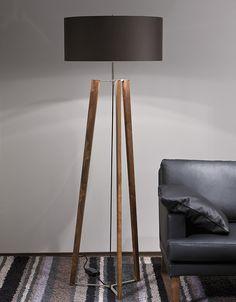 Tribeca - Bielefelder Werkstätten Tripod Lamp, Lighting, Furniture, Home Decor, Tripod, Homes, Decoration Home, Room Decor, Lights