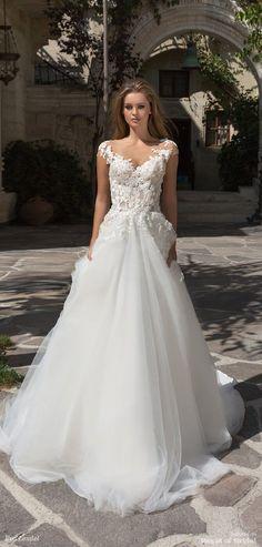 Eva Lendel 2018 Wedding Dress #weddingdress