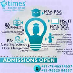 Hurry Up!! Admission open for BSc in Catering Science and Hotel Management 2015 at Times Business School
