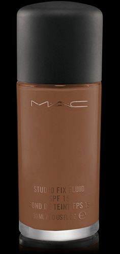 MAC Cosmetics: Studio Fix Fluid SPF 15 in NW45 $27