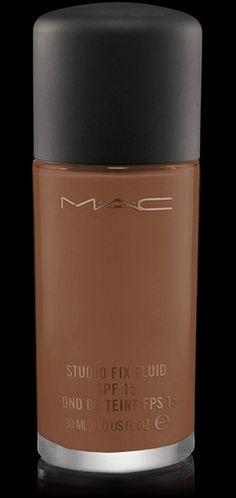 MAC Cosmetics: Studio Fix Fluid SPF 15 in NW45 $27