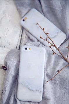 Simple and lovely marble Soft and slim Full body protection Smooth, high-gloss finish Easy access to all buttons and ports Materials: Rubber Cool Iphone Cases, Iphone 6 Cases, Cute Phone Cases, Iphone Phone, Accessoires Iphone, Marble Iphone Case, Cute Cases, Coque Iphone, Iphone Accessories