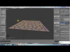 Pananag's Blender Tutorials: Tileable medieval stone floor tutorial, part 1 - YouTube
