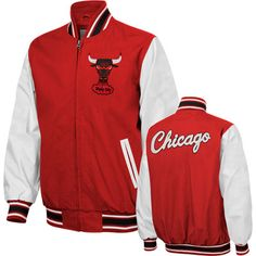 Chicago Bulls Final Out Commemorative Full Zip Jacket $129.99