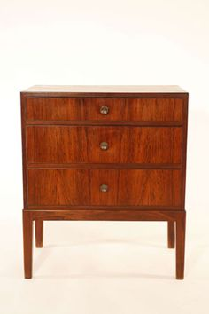 Thorald Madsen Rosewood Chest