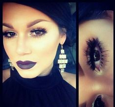 When And How To Wear Dark Lipstick | Make Up
