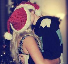 cute christmas couples tumblr - Google Search
