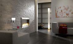 Carrelage design noir pour sol intérieur Nîmes de Villeroy & Boch