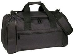 Deluxe Sports Bag - Black Case Pack 24