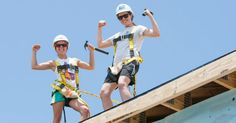 Did you know Habitat's #WomenBuild is a great way to learn construction skills?
