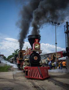 Steam Railroading Institute in Owosso MI.