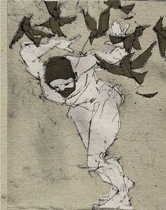 Stymphalian   The Art of Nicholas McNally