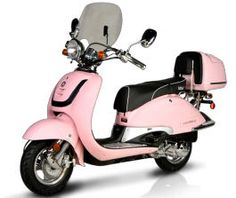 I'm trying to convince Damian that I need this! Do you know how much we would save on gas?!