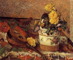 Fine Art Prints, Framed Prints, Canvas Prints, Pictures At An Exhibition, Impressionist Artists, Post Impressionism, Paul Gauguin, Still Life Art, Wood Engraving