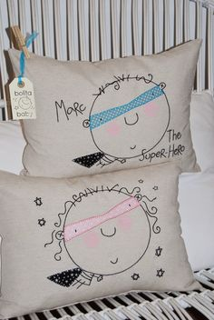 Hobbies Make Money Crafts For Teens, Diy And Crafts, Fun Projects, Sewing Projects, Patchwork Pillow, Diy Toys, Craft Work, Sewing For Kids, Fabric Painting