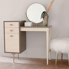 Greta Vanity + Mirror #westelm