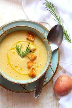 Best Soup Recipes, Vegetable Recipes, Vegetarian Recipes, Cooking Recipes, Healthy Recipes, Good Food, Yummy Food, Light Recipes, Italian Recipes