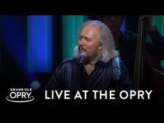 "Barry Gibb - ""To Love Somebody"" - Live at the Grand Ole Opry - Barry Gibb makes his Grand Ole Opry debut performing his classic hit ""(You Don't Know What It's Like) To Love Somebody"" with Ricky Skaggs. Click below to see more performances during Barry's debut: © ℗ 2012 Grand Ole Opry, LLC - YouTube"