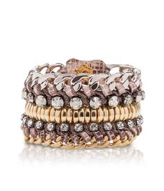 Bendel beaded wrap bracelet. A need, not a want.