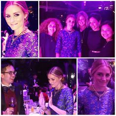 Olivia Palermo At Hearts On Fire Jewels Event in Shanghai