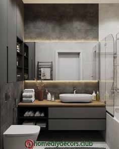 5 Bathroom Trends to Avoid Wc Design, Vanity Design, Toilet Design, Design Ideas, Bathroom Design Luxury, Modern Bathroom Design, Washbasin Design, Baths Interior, Bathroom Design Inspiration