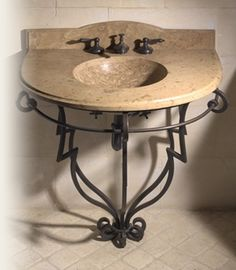 Bathroom Plumbing Fixtures | Klaff bath & plumbing fixtures - I love everything about this bathroom sink!