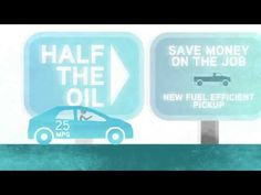 Video from the Union of Concerned Scientists. Half the Oil: A Realistic Plan to Cut U.S. Oil Use in Half in 20 Years.
